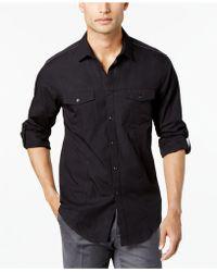 INC International Concepts | Core Topper Shirt | Lyst