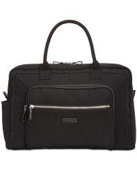 Vera Bradley - Iconic Extra-large Weekender Travel Bag - Lyst