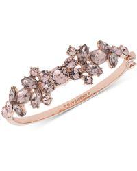 Givenchy - Crystal Bangle Bracelet - Lyst