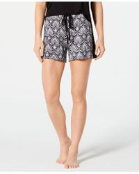INC International Concepts - I.n.c. Printed Pajama Shorts, Created For Macy's - Lyst