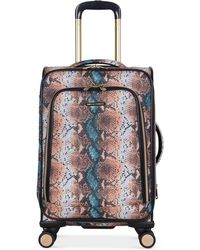 "Aimee Kestenberg | Bali 20"" Expandable Softside Carry-on Spinner Suitcase 