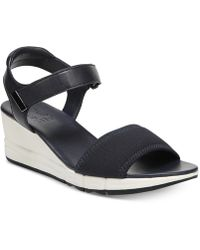 Naturalizer - Irena Wedge Sandals - Lyst