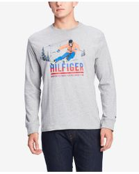 987aa892350887 Lyst - Tommy Hilfiger Asbury Graphic Shirt