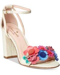 Kate Spade - Obelli Dress Sandals - Lyst