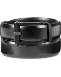 Kenneth Cole Reaction | Exact Fit Dress Belt | Lyst