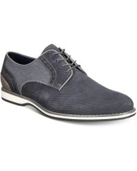 Kenneth Cole Reaction - Weiser Perforated Derby Shoes - Lyst