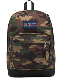 Jansport - City Scout Printed Backpack - Lyst