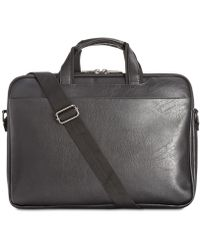 Kenneth Cole Reaction - Slim Briefcase - Lyst