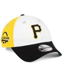 buy popular 3339b 0d0ce KTZ - Pittsburgh Pirates All Star Game 9twenty Strapback Cap 2018 - Lyst