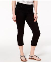 Style & Co. - Pull-on Capri Jeans, Created For Macy's - Lyst
