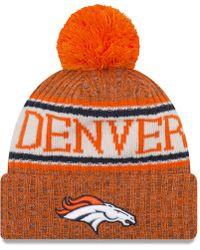 317fb4437ecb8 Lyst - Ktz Cozy Cutie Denver Broncos Youth in Orange