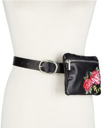 INC International Concepts - I.n.c. Embroidered Love Fanny Pack, Created For Macy's - Lyst