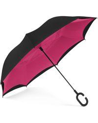 Shedrain - Reversible Open Umbrella - Lyst