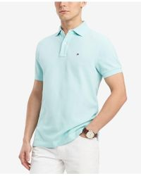 Tommy Hilfiger - Classic Fit Ivy Polo, Created For Macys - Lyst