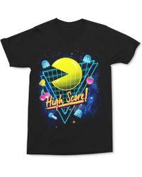 Changes - Pacman High Score Screenprint T-shirt - Lyst