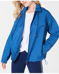Style & Co. - Water-resistant Anorak Jacket, Created For Macy's - Lyst