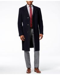Lauren by Ralph Lauren - Columbia Cashmere-blend Overcoat - Lyst