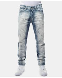 Sean John - White Party Athlete Relaxed Tapered-fit Stretch Jeans, Created For Macy's - Lyst