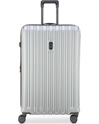 """Delsey - Connectech 29"""" Spinner Suitcase - Lyst"""