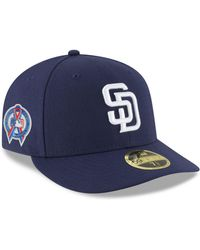 finest selection 058ce fd442 KTZ - San Diego Padres 9-11 Memorial Low Profile 59fifty Fitted Cap - Lyst