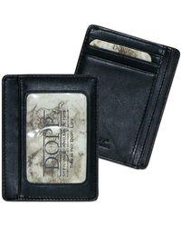 Dopp - Mens Wallets, Regatta Collection Get Away Card Case Wallet - Lyst