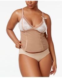 Inspire Psyche Terry - Plus Size Lace-cups Camisole Ipts059 - Lyst