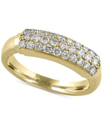 Effy Collection - Diamond Ring (5/8 Ct. T.w.) In 14k White, Yellow Or Rose Gold - Lyst