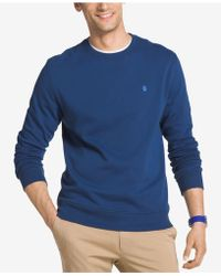 Izod - Men's Advantage Fleece Shirt - Lyst