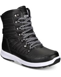 Khombu - Elsa Waterproof Winter Boots - Lyst
