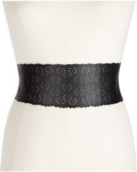 INC International Concepts - I.n.c. Perforated Tie-sash Waist Belt, Created For Macy's - Lyst