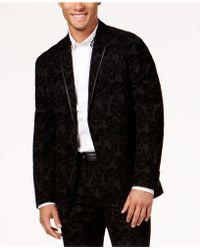 INC International Concepts - Men's Flocked Blazer - Lyst
