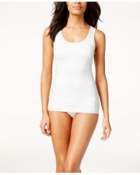 Bali - One Smooth U Smoothing Seamless Tank 2b88 - Lyst