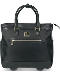 """Kenneth Cole Reaction - Call It Off 16"""" Rolling Business Tote And Carry-on Bag - Lyst"""