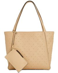 INC International Concepts - I.n.c. Quiin Quilted Studded Tote, Created For Macy's - Lyst