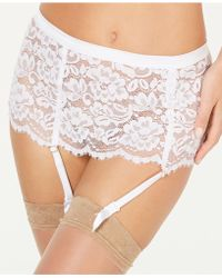 Cosabella - Magnolia Lace Thong Garter Skirt Magno4231 - Lyst