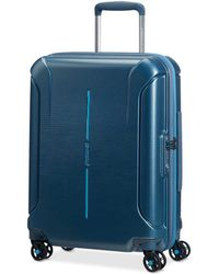 "American Tourister - Technum 20"" Hardside Carry-on Spinner Suitcase - Lyst"