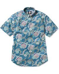Reyn Spooner - Furoshiki Floral Shirt - Lyst