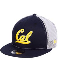 new style 2442b 186b6 KTZ Chicago Bears State Flective 59fifty Cap in Blue for Men - Lyst