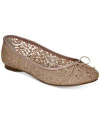 Adrianna Papell - Shirley Ballet Flats - Lyst