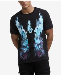 True Religion - Fire Panther T-shirt - Lyst
