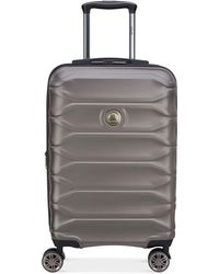 "Delsey - Meteor 21"" Hardside Expandable Carry-on Spinner Suitcase - Lyst"