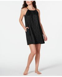 Alfani - Ultra Soft Scoop Neck Chemise Nightgown, Created For Macy's - Lyst
