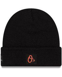 KTZ - Baltimore Orioles Sport Knit Hat - Lyst