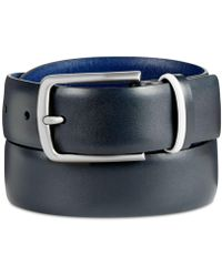 Original Penguin - Men's Nappa Leather Belt - Lyst
