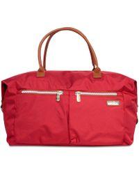 Jessica Simpson - Classic Preppy Duffel Bag - Lyst