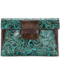 Patricia Nash - Sarzana Medium Clutch - Lyst