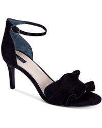Alfani - Grayy Ruffle Dress Sandals, Created For Macy's - Lyst