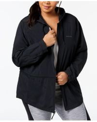 Columbia - Plus Size Omni-shade® Upf 30 Sandy River Jacket - Lyst
