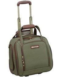 "London Fog - Oxford Ii Softside 15"" Under-seater Bag - Lyst"