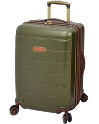 "London Fog - Brentwood 20"" Hardside Carry-on Spinner Suitcase, Created For Macy's - Lyst"
